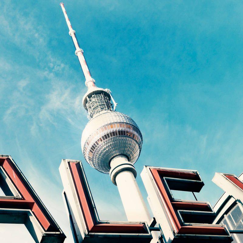 Berlin sucht Nannies.