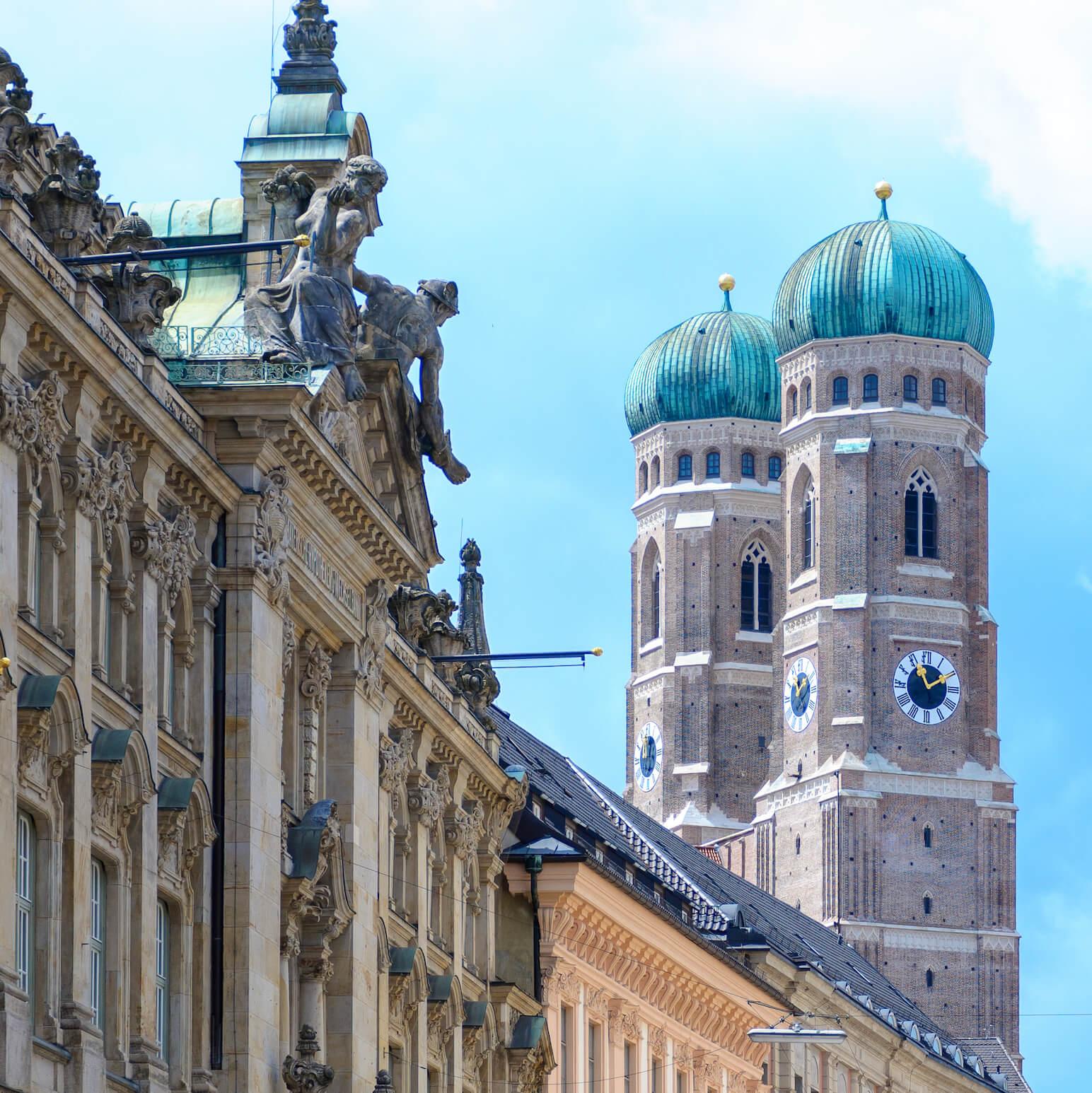 Nanny gesucht für München